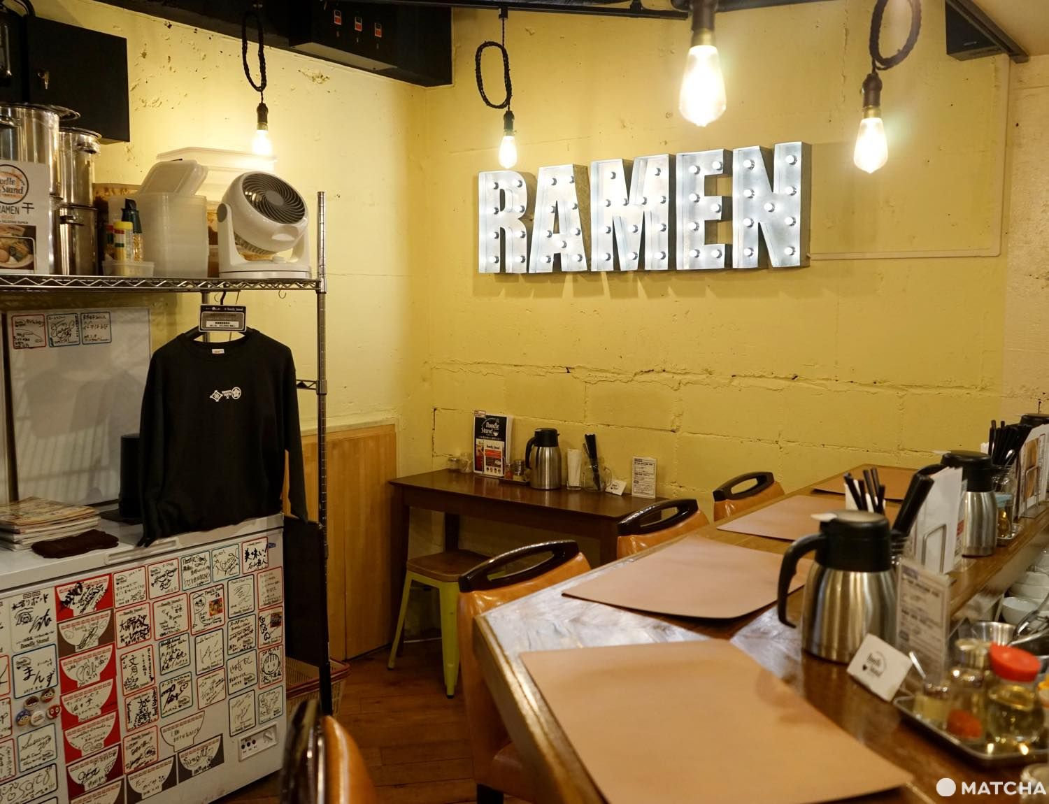 Creative Ramen Everyone Can Enjoy: Noodle Stand Tokyo In Harajuku