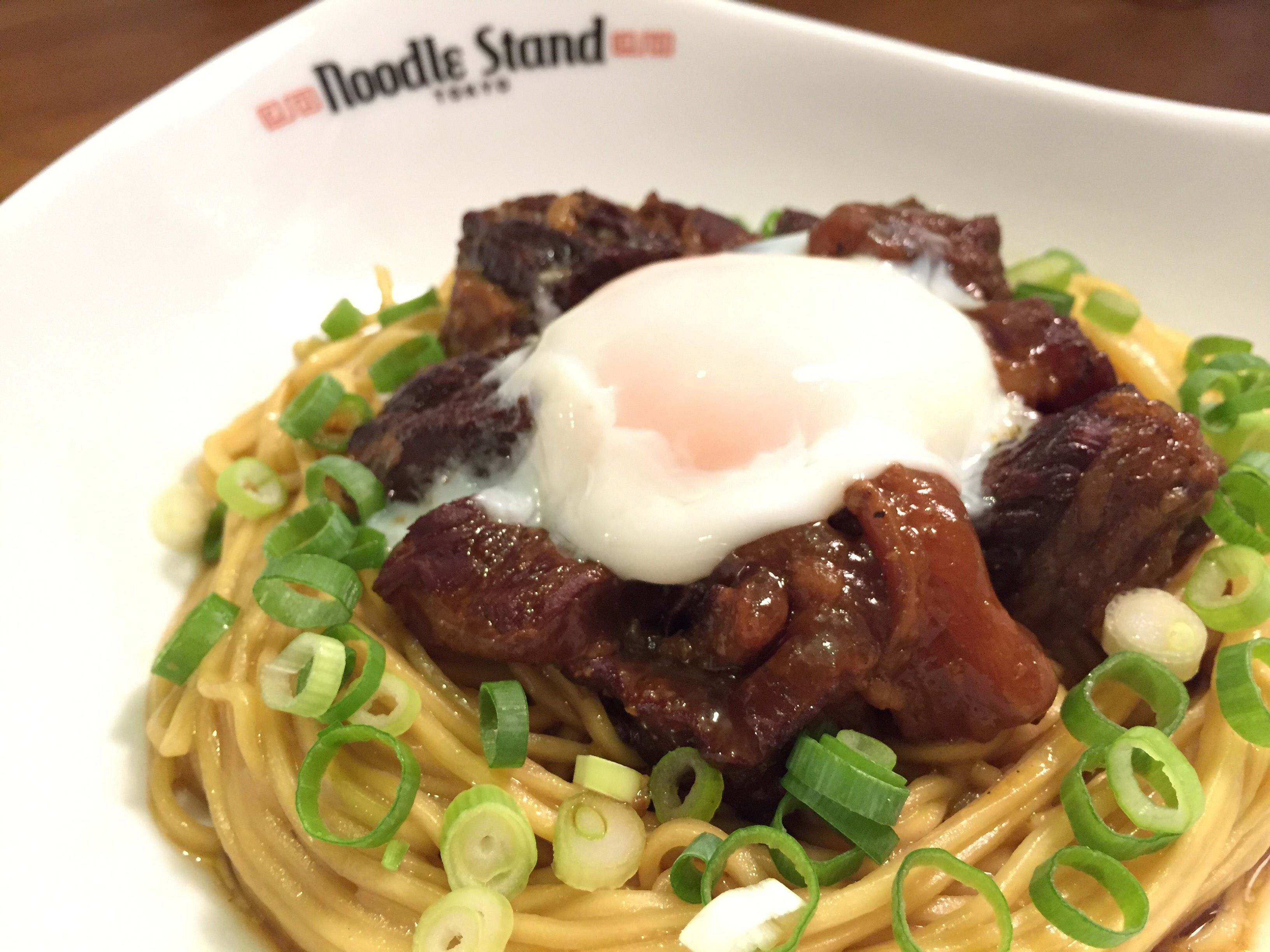 Creative Ramen Everyone Can Enjoy - Noodle Stand Tokyo In Harajuku
