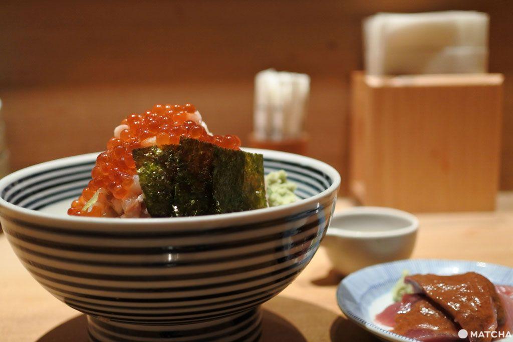 Tsuji 半 海鮮丼