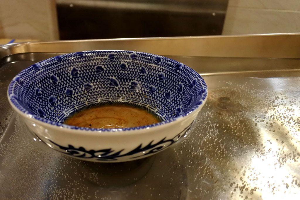 沾麵 高湯