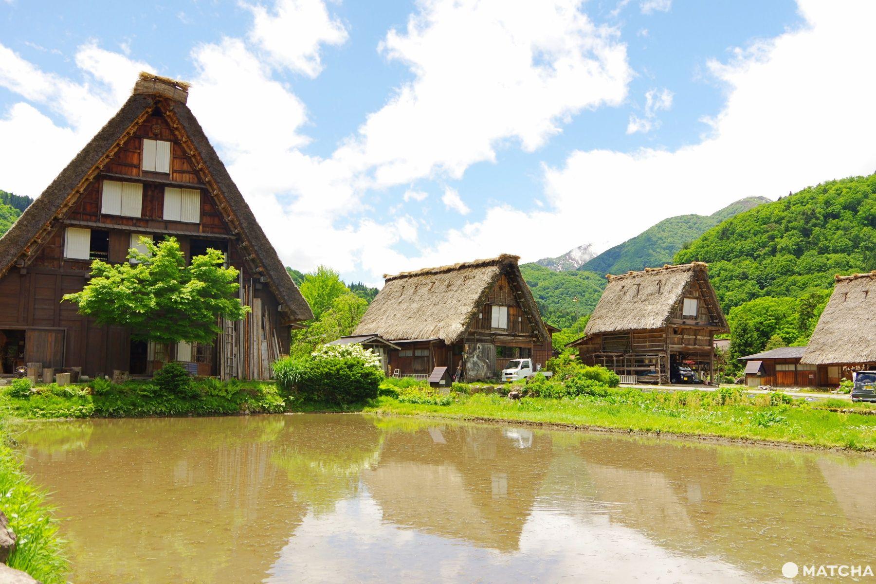 【2020年版】日本の原風景を見に行こう!白川郷合掌造り集落完全ガイド〜アクセス、観光スポット、グルメ情報〜