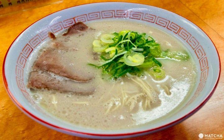 Hakata Ramen - Tonkotsu Soup And Noodles From Fukuoka
