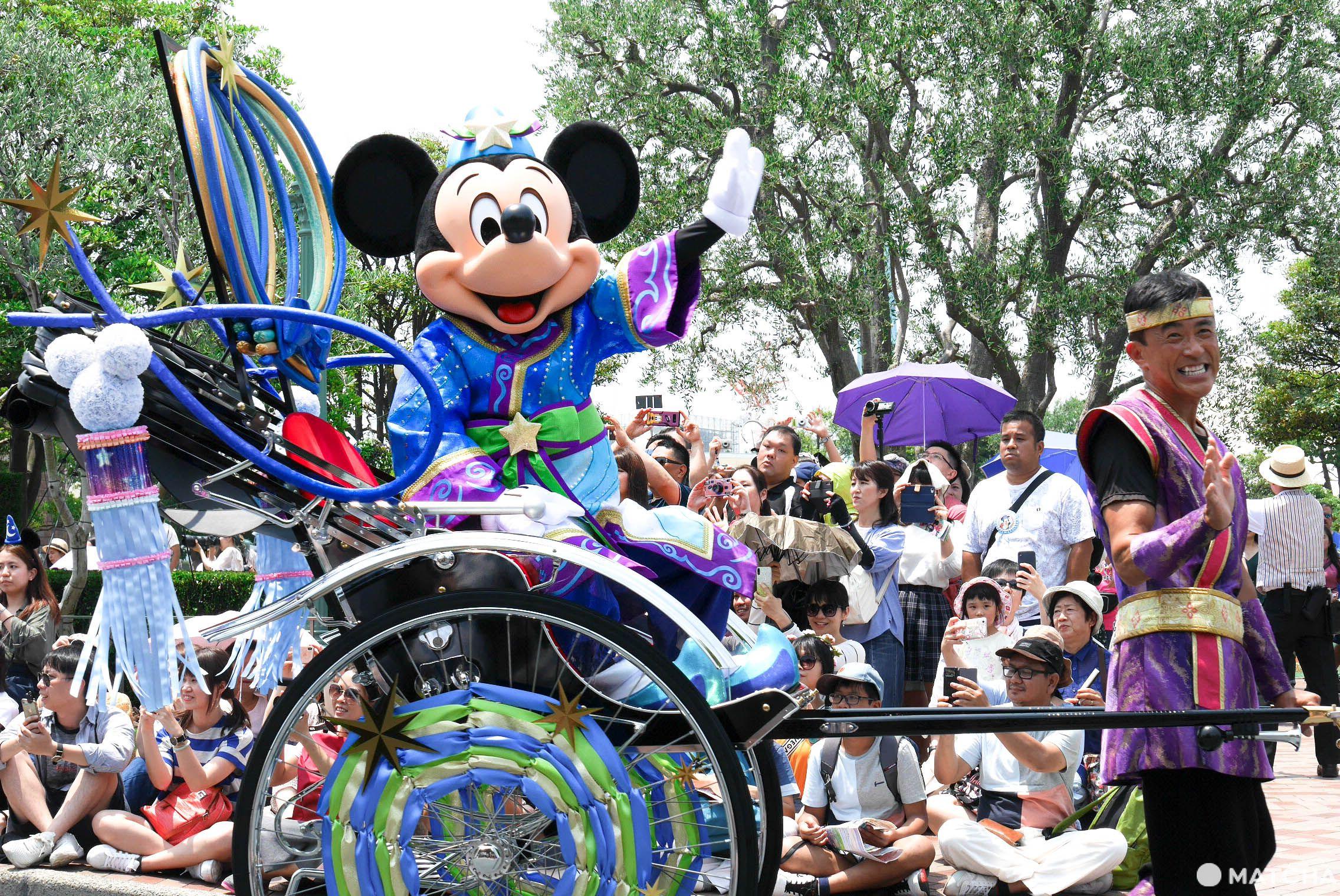 Tokyo Disneyland Summer 2019: Toy Story 4 And Tanabata Days | MATCHA