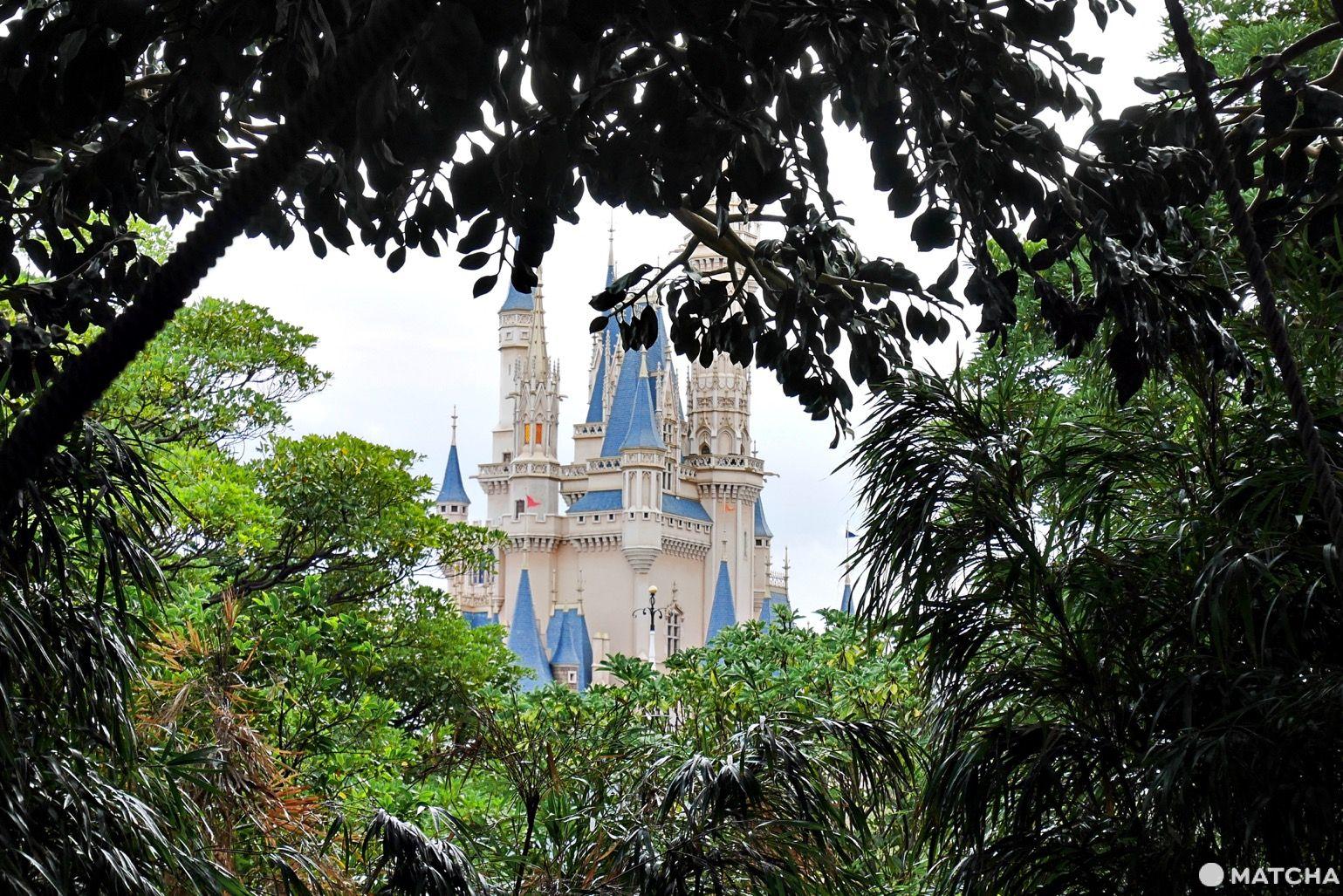 東京迪士尼城堡