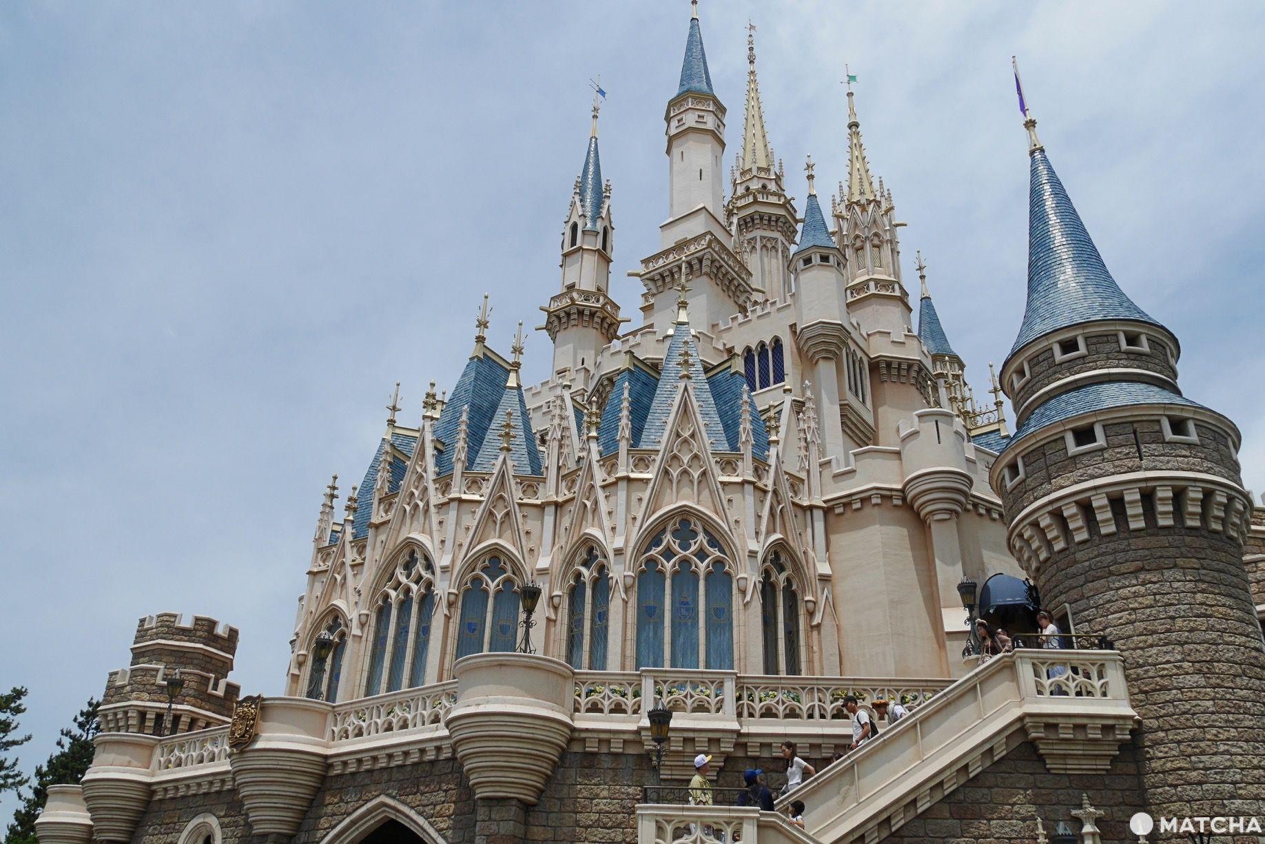 迪士尼仙履奇緣城堡