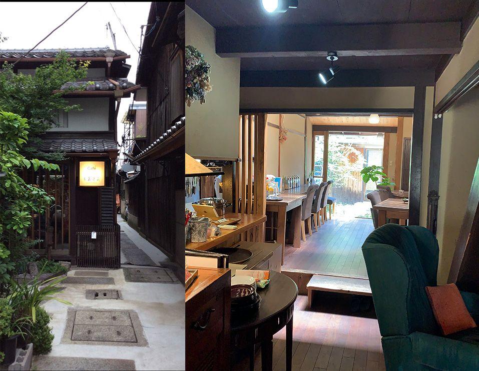 スイーツも絶品!京都の隠れ家カフェ3選