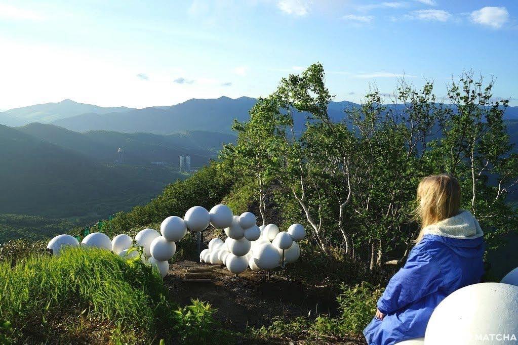 Hokkaido Daytrip - Sea Of Clouds And Postman Goats At Tomamu Resorts