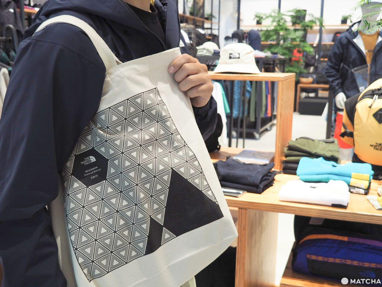 THE NORTH FACE 環保帆布袋
