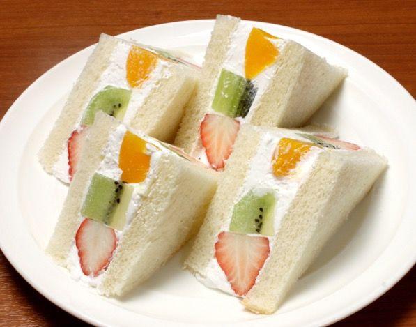 千成屋珈琲 綜合水果三明治