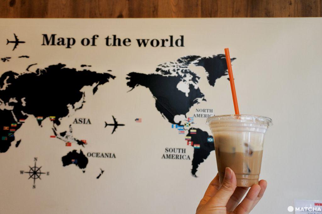 商店街 咖啡