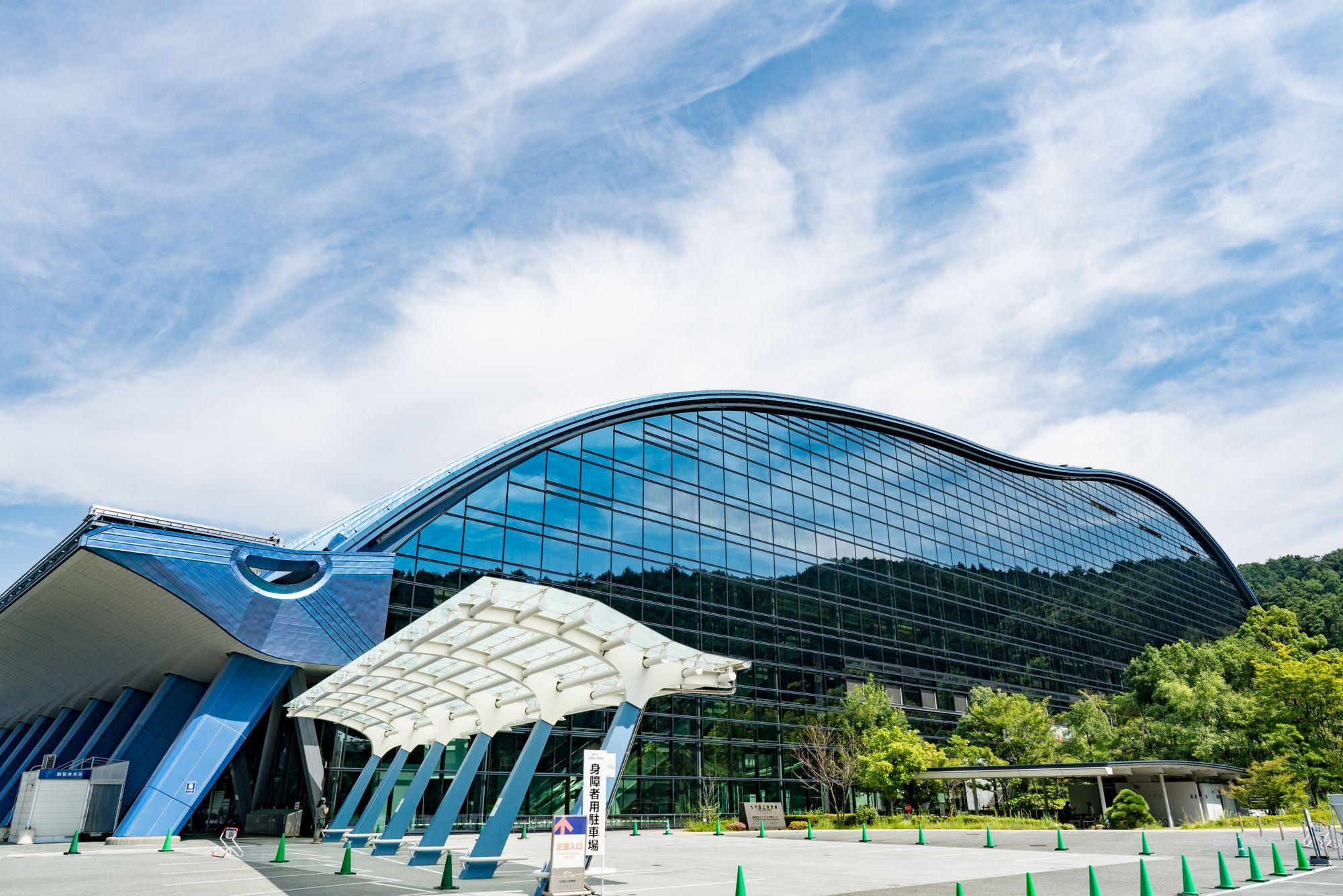 太宰府天滿宮_九州國立博物館