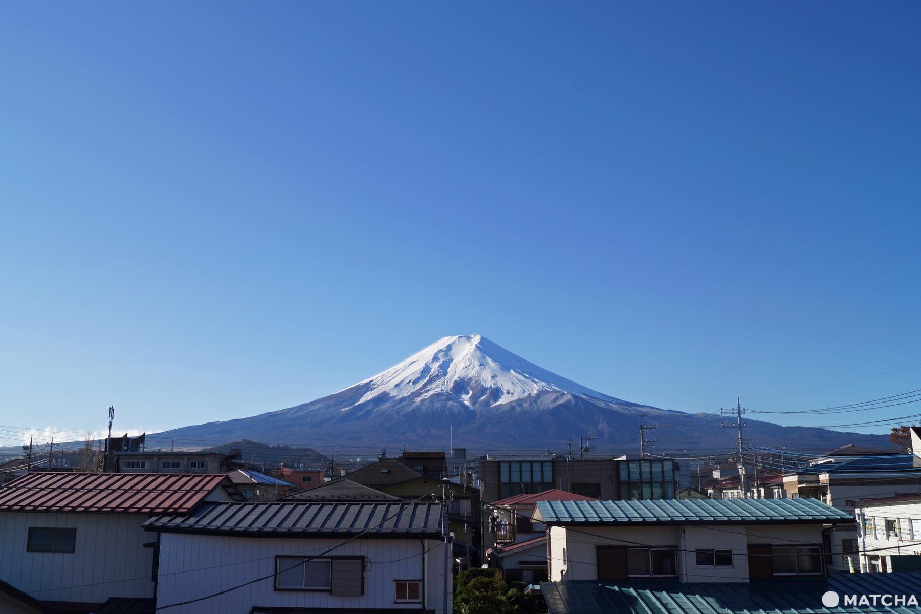 山梨でやりたい12のことー富士山、富士急、河口湖、富士五湖