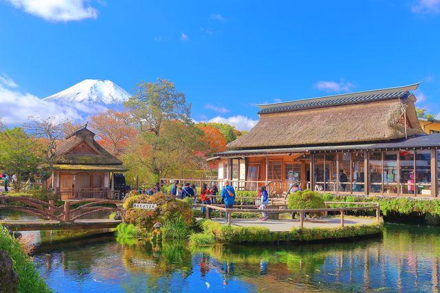 山梨でやりたい12のこと〜富士山の絶景・グルメ・