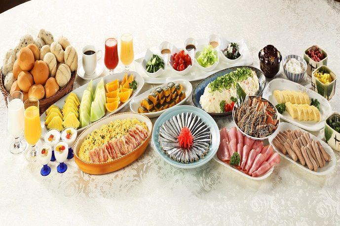 常春藤廣場飯店 早餐