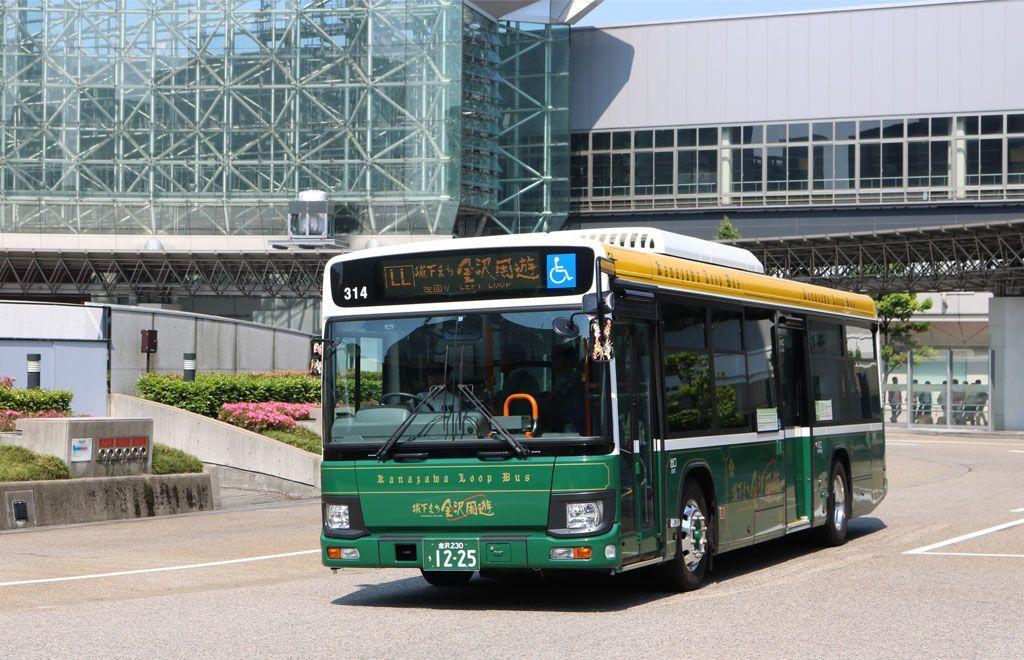 金澤周遊巴士