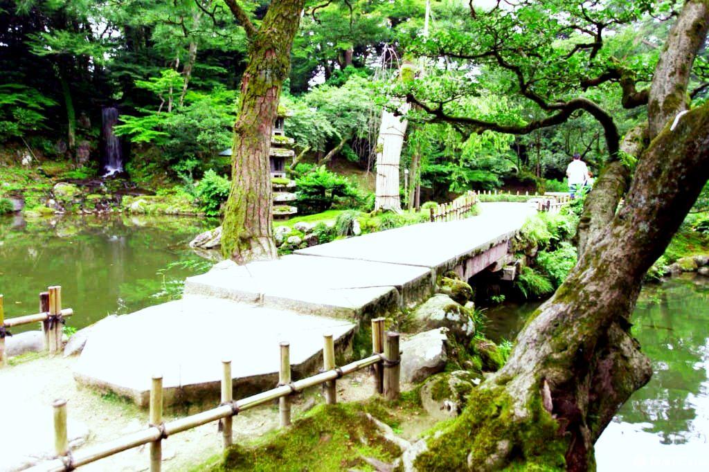 日式庭園 兼六園