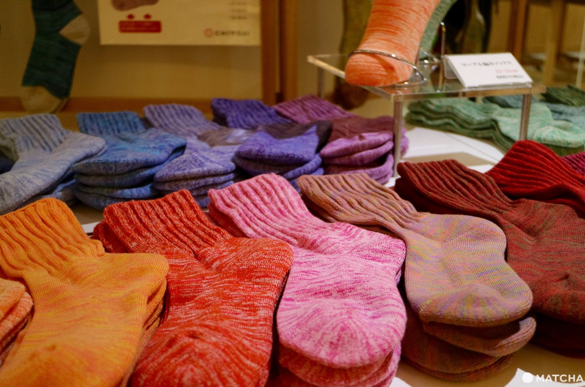 Perfect for Souvenirs! Chiyoji Socks With Great Designs and Functionality