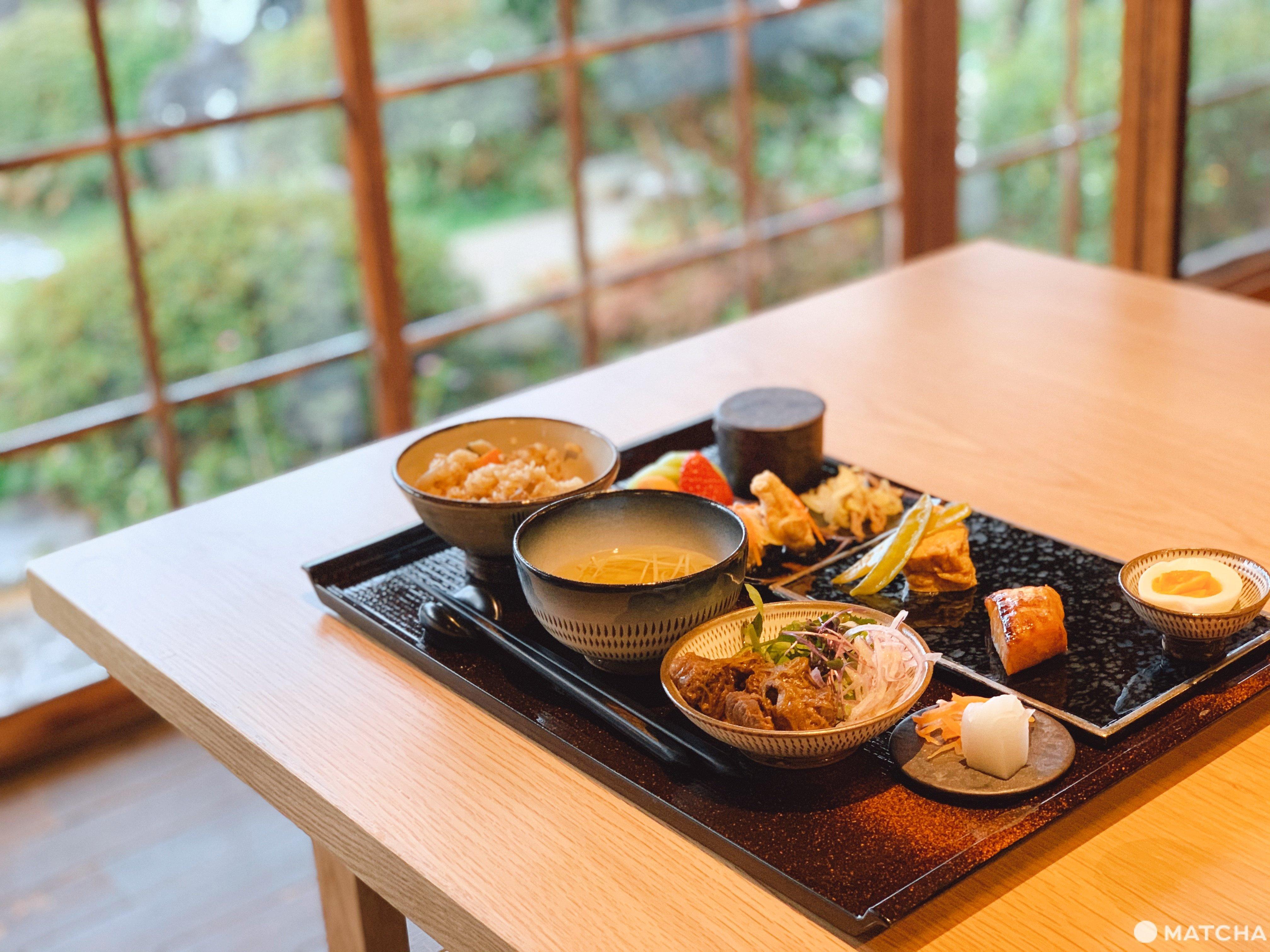 HOTEL CULTIA Japanese Breakfast