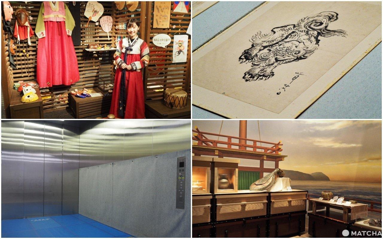 Kyushu National Museum Night Tour