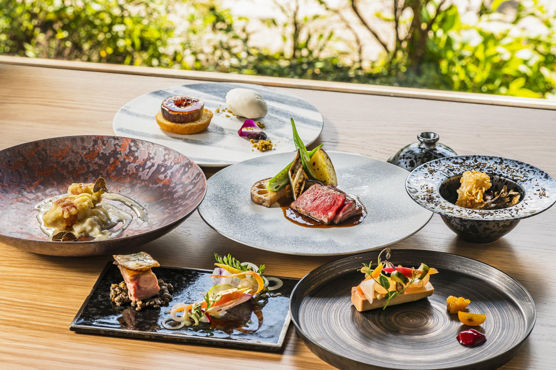 HOTEL CULTIA法式日本料理