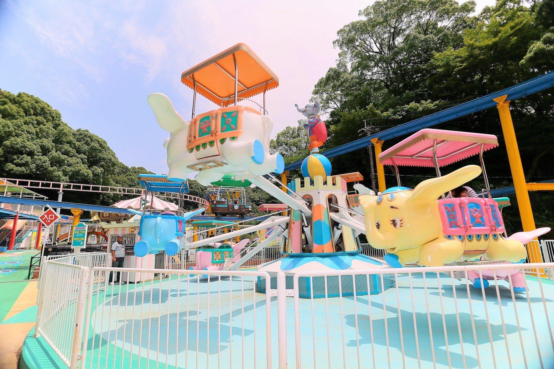 3 Family-Friendly Amusement Facilities in Fukuoka Prefecture