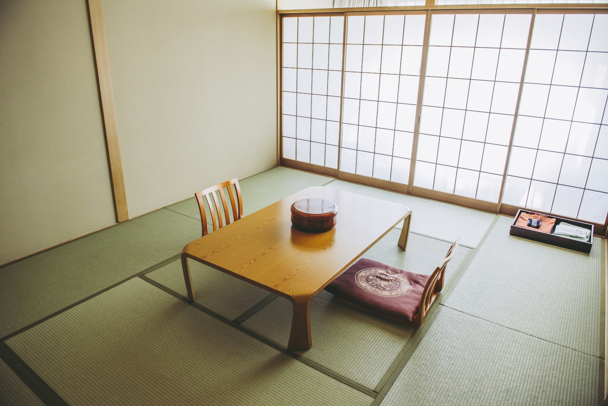 Traditional Japanese Rooms - The Structure And Parts Of Washitsu