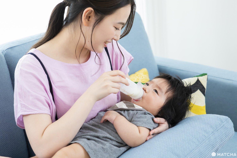japanese breast feeding