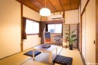 瀨戶內海:住民宿也可以很藝術的『高松Traditional Apartment』