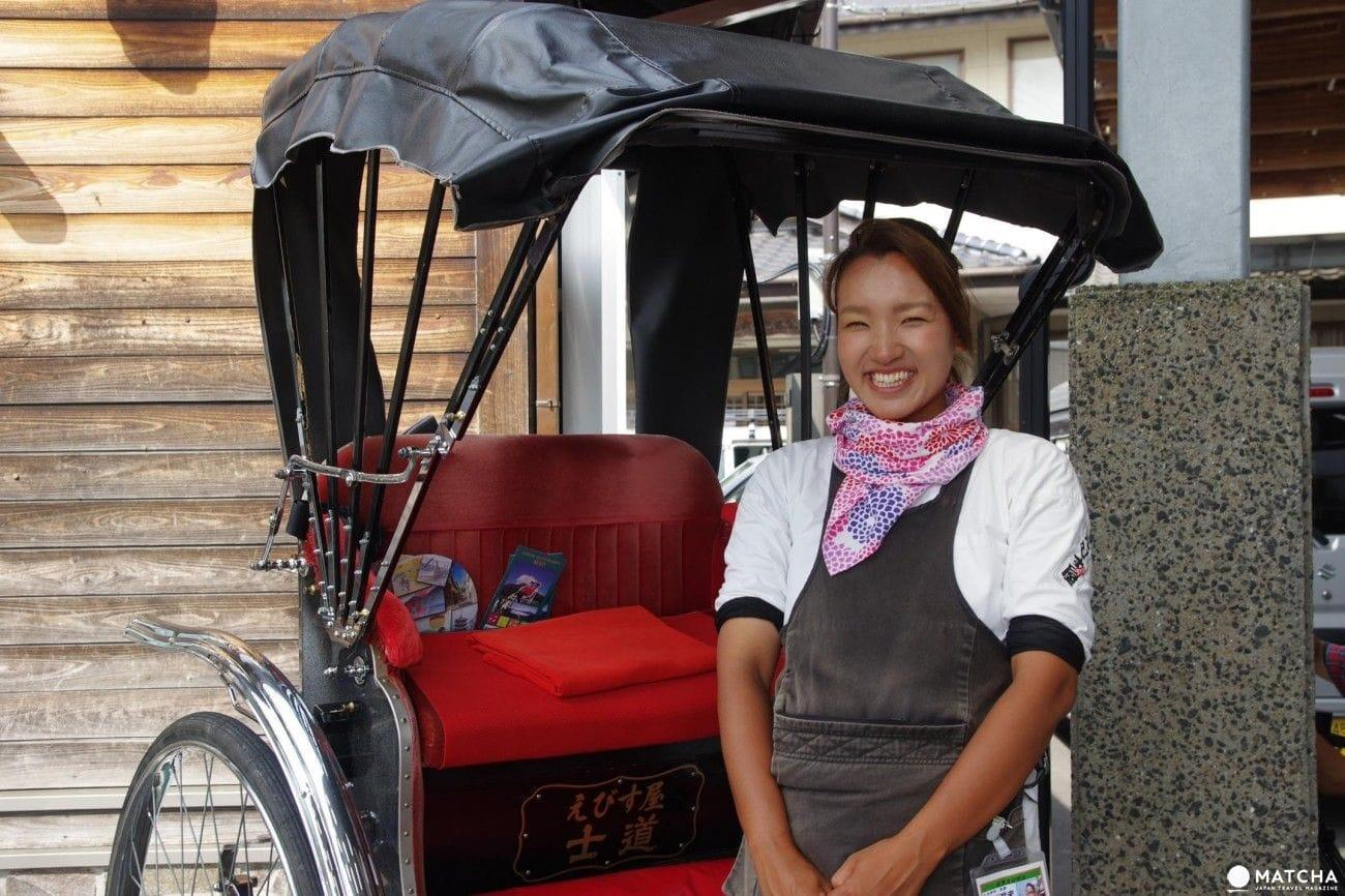 【大分】自然も街も堪能!「えびす屋」の人力車に乗って由布院観光をしよう!