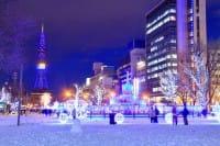 出发前必看!1月到12月北海道的天气气温与需准备的服装