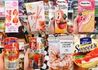 季節限定!日本超市便利商店草莓商品一把放進購物籃!