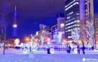홋카이도 삿포로 완전 가이드. 기온, 복장, 음식, 관광 스폿 17선 등