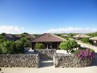 「虹夕諾雅 竹富島」― 在沖繩享受海島生活!