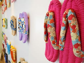 Barefoot No More! MERIKOTI's Cute, Handmade Room Shoes