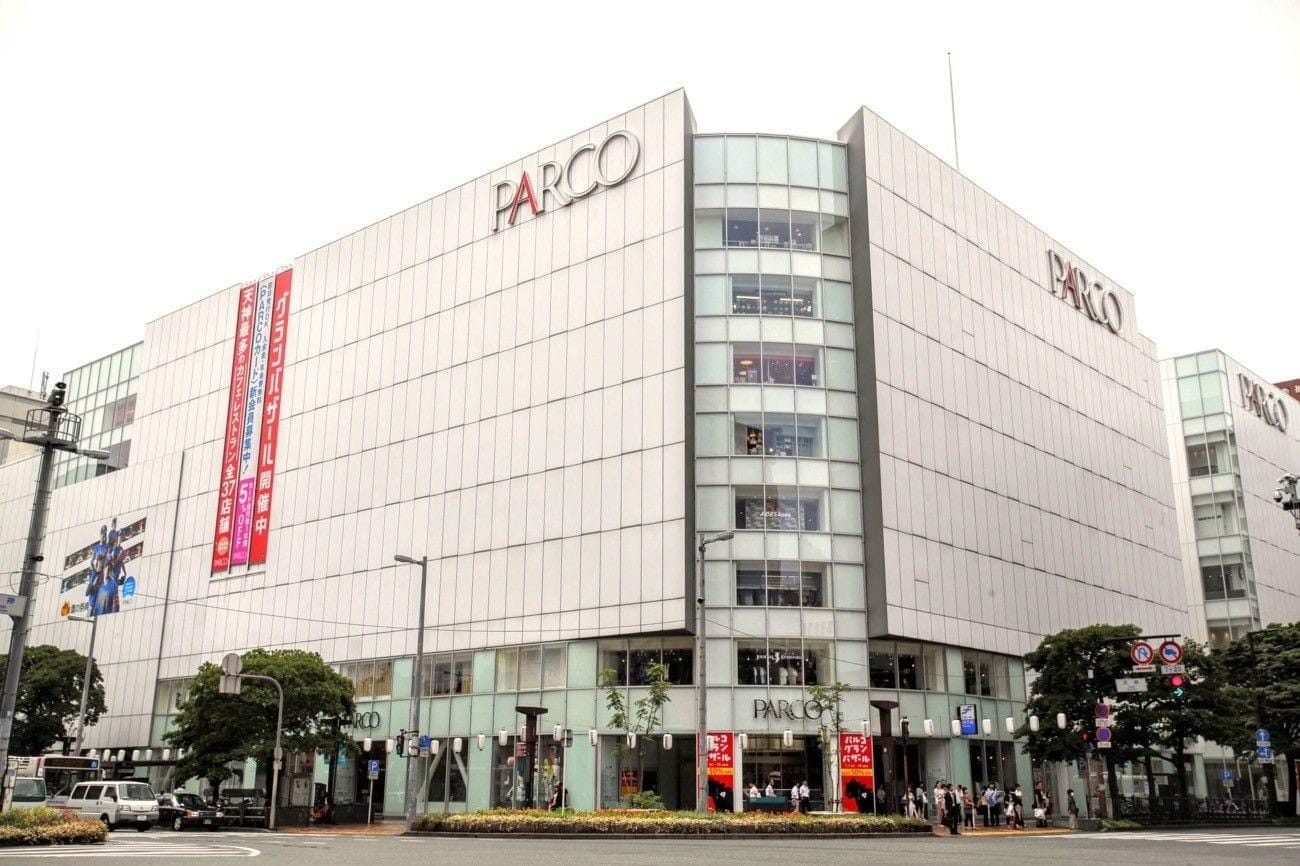 Fukuoka PARCO - Enjoy Shopping, Local Cuisine and Great Souvenirs!