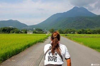 Menikmati Kuliner dan Alam di Tanah Onsen