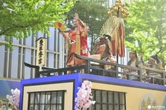體驗武士曾經存在的時代!和留學生一起參加「名古屋祭典」