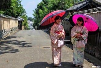 Trải nghiệm thành phố Kitsuki ở tỉnh Oita có