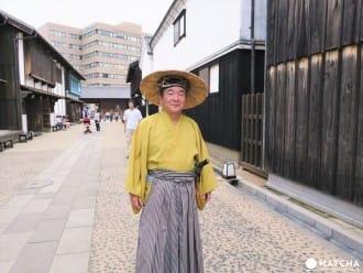 <div class='captionBox title'>江戸和荷蘭文化並存的古色古香空間走訪「出島」</div>