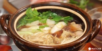 Enjoy the Japanese Winter by Eating Nabe, a Tasty Hot-Pot Dish!