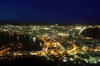 <div class='captionBox title'>【北海道】不只是夜景!函館完全導覽手冊必訪觀光景點20選</div>