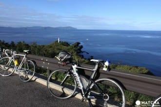<div class='captionBox title'>騎單車環繞世界地質公園—島根縣「隠岐島」!</div>