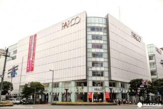 潮流百貨「福岡PARCO」 購物、美食、挑選伴手禮等所有願望一次滿足
