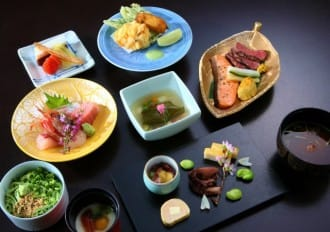 Enjoy Japanese Seasonal Cuisine at Yamaya in Kawagoe City, Saitama
