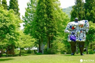 箱根觀光的基本情報與名所6選 來箱根不能錯過的那些地方