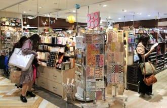 新宿車站上的質感畫材文具店-Tools
