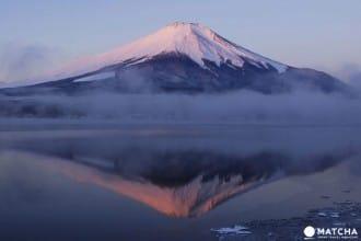 <div class='captionBox title'>抹茶帶您登上富士山山頂,看雲海、望未來</div>