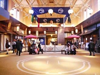 把東京吃一輪!「兩國」舊車站改造成江戶美食饗宴NOREN