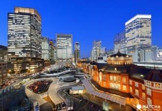 มาทำความรู้จัก「สถานีโตเกียว」ให้ทะลุปรุโปร่งก่อนไป