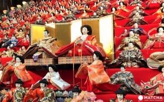 <div class='captionBox title'>【福井】給女孩的浪漫祝福!「粉彩春天 越前大野的雛祭」女兒節雛人形展</div>